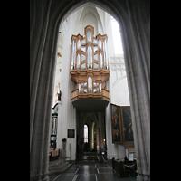 Antwerpen (Anvers), Onze-Lieve-Vrouwekathedraal (Transeptorgel), Transeptorgel