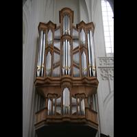Antwerpen (Anvers), Onze-Lieve-Vrouwekathedraal (Transeptorgel), Prospekt der Transeptorgel