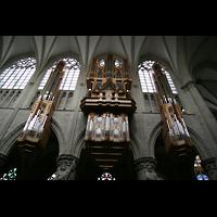 Brussel (Bruxelles - Brüssel), Kathedraal Sint Michiel en Sint Goedele (Hauptorgel), Große Orgel