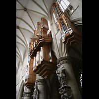 Brussel (Bruxelles - Brüssel), Kathedraal Sint Michiel en Sint Goedele (Hauptorgel), Hauptorgel