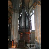 Reims, Cathédrale Notre-Dame (Hauptorgel), Chororgel