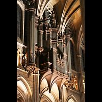 Chartres, Cathédrale Notre-Dame, Orgel