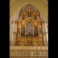 Toledo, Catedral (Órgano del Emperador), Organo del Emperador