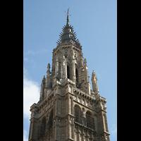 Toledo, Catedral (Órgano del Emperador), Turmhelm
