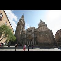 Toledo, Catedral (Órgano del Emperador), Außenansicht