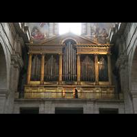 San Lorenzo de El Escorial, Basílica del Real Monasterio, Hauptorgel