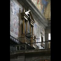 San Lorenzo de El Escorial, Basílica del Real Monasterio, Evangelienorgel