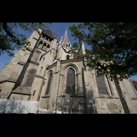 Lausanne, Cathédrale, Chor