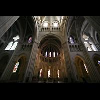 Lausanne, Cathédrale, Chor und Vierung