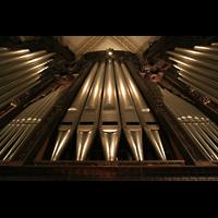 Luzern, Hofkirche St. Leodegar (Große Orgel mit Echowerk), Prinzipal 32' im Prospekt