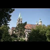 Naumburg, Dom, Außenansicht