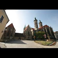 Naumburg, Dom, Ostchor und Osttürme