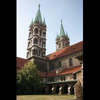 Naumburg, Dom, Westtürme