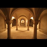 Naumburg, Dom, Krypta