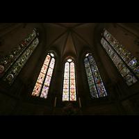 Naumburg, Dom, Fenster im Westchor