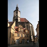 Naumburg, Stadtkirche St. Wenzel, Außenansicht