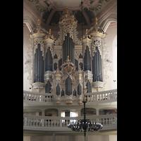 Naumburg, Stadtkirche St. Wenzel, Orgel