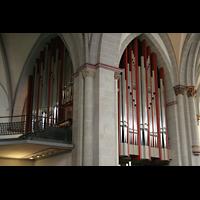 Essen, Dom, Große Orgel