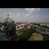 Berlin (Mitte), Dom, Tauf- und Traukapelle, Turm und Spree