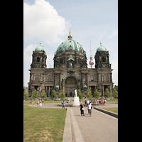 Berlin (Mitte), Dom, Tauf- und Traukapelle, Außenansicht