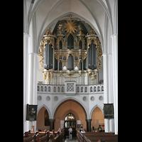 Berlin (Mitte), St. Marienkirche, Orgel