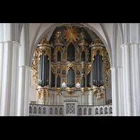 Berlin (Mitte), St. Marienkirche, Orgelprospekt