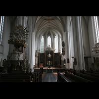 Berlin (Mitte), St. Marienkirche, Chorraum