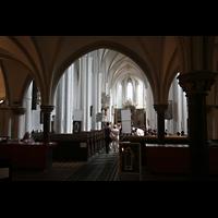 Berlin (Mitte), St. Marienkirche, Unterhalb der Orgelempore