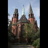Berlin (Schöneberg), Apostel-Paulus-Kirche, Chor