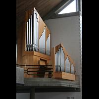 Berlin-Reinickendorf, Kirche am Seggeluchbecken, Orgel