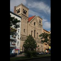 Berlin (Wedding), St. Joseph, Außenansicht