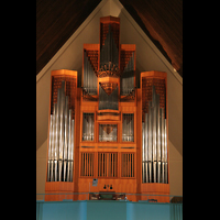 Berlin (Zehlendorf), Jesus-Christus-Kirche Dahlem, Orgel
