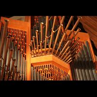 Berlin (Zehlendorf), Jesus-Christus-Kirche Dahlem, Spanische Trompeten