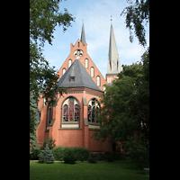 Berlin (Wilmersdorf), Auenkirche, Chor
