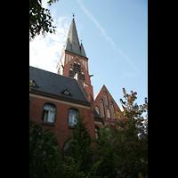 Berlin (Wilmersdorf), Auenkirche, Turm