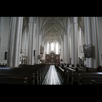 Berlin (Mitte), St. Marienkirche, Innenraum