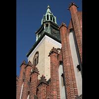 Berlin (Mitte), St. Marienkirche, Turm