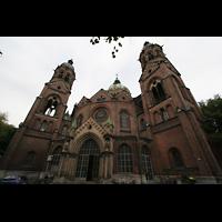 München, St. Lukas, Außenansicht