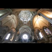 München, St. Lukas, Chor und Kuppel