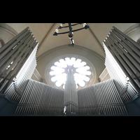 München, St. Lukas, Orgelprospekt