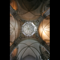 München, St. Lukas, Kuppel und Deckengewölbe