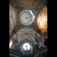 München, St. Lukas, Orgel und Kuppel