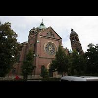 München, St. Lukas, Querhaus