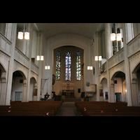 München, St. Markus (Ott-Orgel), Innenraum