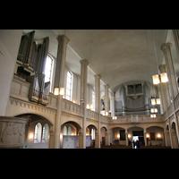 München, St. Markus (Ott-Orgel), Chor- und Hauptorgel
