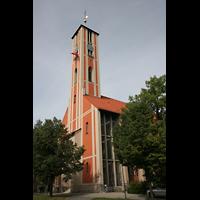München, St. Markus (Ott-Orgel), Turm