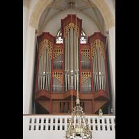 München, Liebfrauendom (Hauptorgelanlage), Prospekt der Chororgel