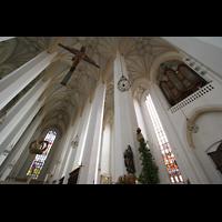 München, Liebfrauendom (Hauptorgelanlage), Chor mit Chororgel
