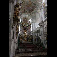 München, Alt St. Peter (Hauptorgel), Chor