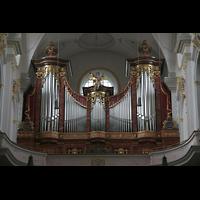 München, Alt St. Peter (Hauptorgel), Orgel
